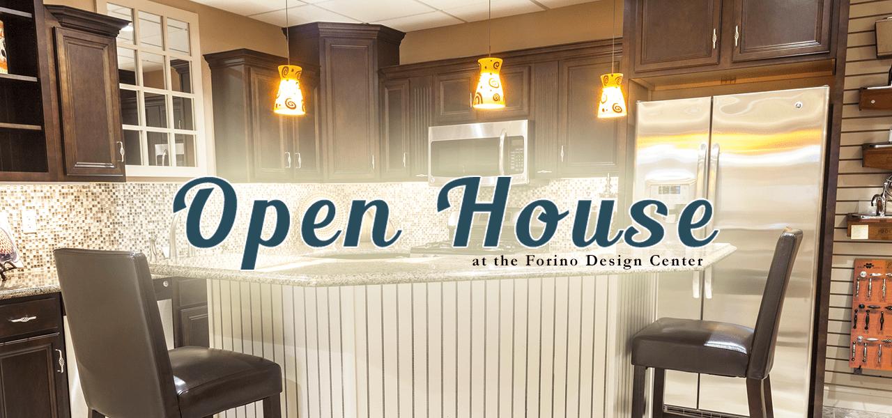 Forino Design Center Open House June 9th