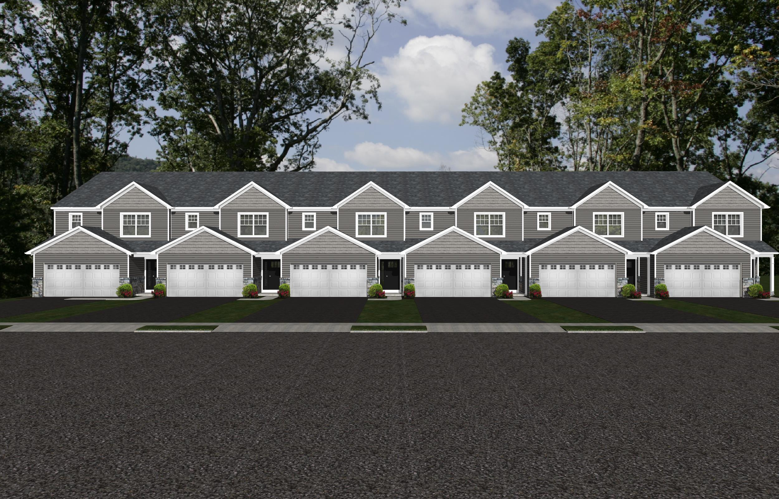 Upscale Townhomes For Sale Emmaus PA