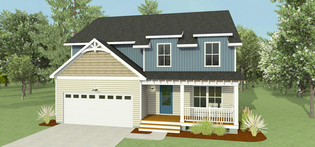 Rendering of the Bluebird model available at Mossy Oaks!