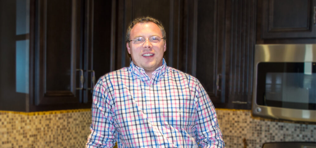 Brandon Riegel Director of Marketing at Forino